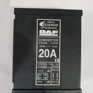 Transformator Curent Daf 24I12 cod 1726282
