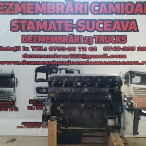 Motor MAN TGX euro5 fara accesorii D2066lf23