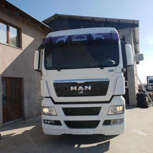 Camion MAN TGX ALB|D23T