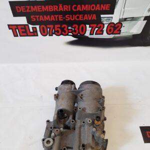 51050007027 Carcasa Filtru Ulei/Termoflot Man Tgx