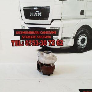 Turbosuflanta MAN D2676 | 480CP cod 51091017023
