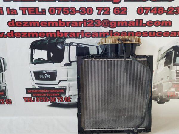 Radiator apa Man Tga/Tgx cod 81061016477