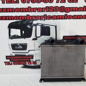 Radiator Intercooler MAN TGX cod 81061300198