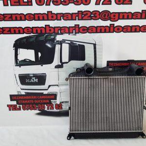 Radiator Intercooler Man Tga/Tgx cod 81061300198