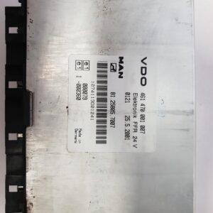 Calculator FFR MAN cod 81258057007