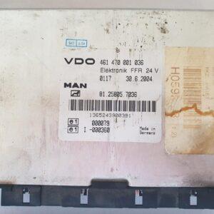 Calculator FFR MAN cod 81258057036