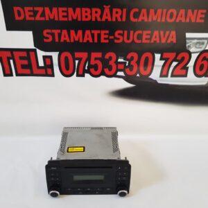 Casetofon MAN TGX/TGS cod 81281016182
