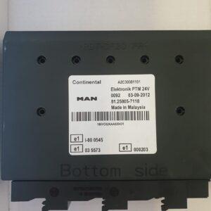 Calculator PTM MAN TGX cod 82258057118