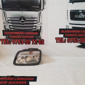Far stanga / dreapta Mercedes Actros cod A9438200161