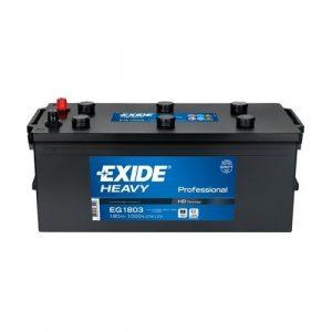 Baterie Auto EXIDE Professional 180 Ah cod EG1803