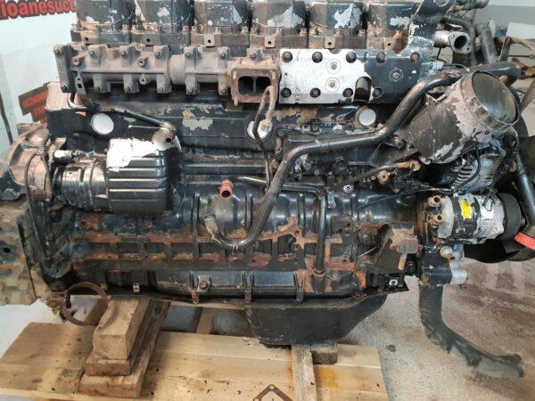 Bloc Motor MAN 410CP EURO3