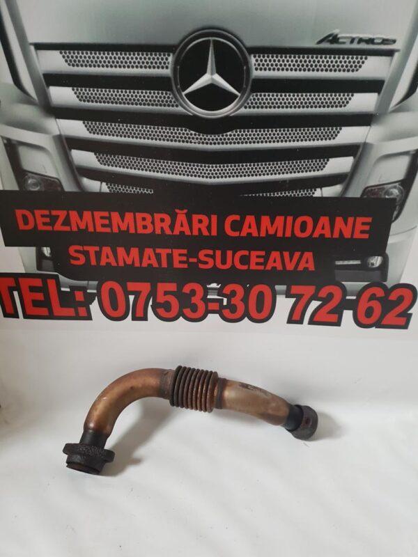 Galerie Colectare Gaze Turbo Mercedes Actros MP2 Partea Dreapta D23T