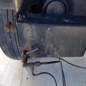 Pompa de rabatare Mercedes Actros