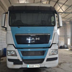 Camion MAN TGX