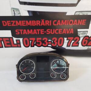 Ceasuri Bord MAN TGX TGL TGS Cod 81258077109