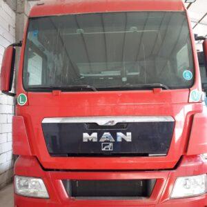 Dezmembrari Camioane MAN TGX 18.480 Rosu WMA06XZZ18M505531