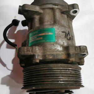 Compresor AC MAN TGX cod 2650011034
