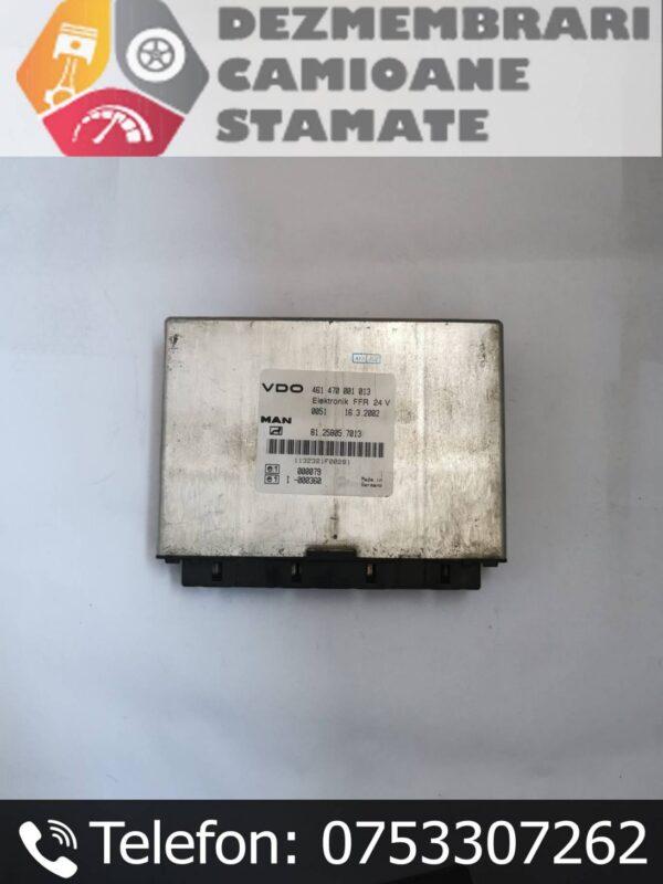 81258057013 Calculator FFR MAN TGX