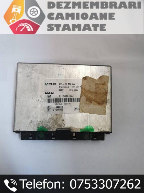 81258057022 Calculator FFR 24 V MAN TGX