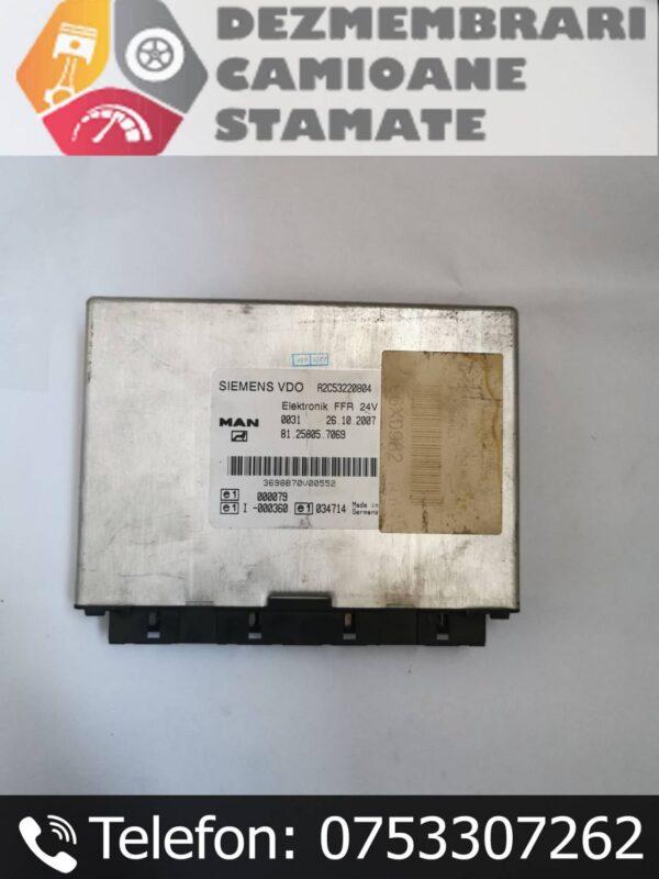 81258057069 Calculator FFR 24 V MAN TGX