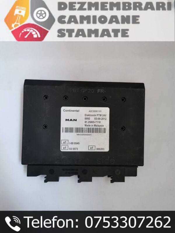 81258057118 Calculator PTM MAN TGX