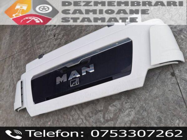 81611106041 capota MAN TGX Euro 5 COMPLETA